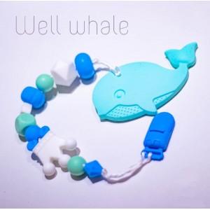 Гризун з харчового силікону Well Whale