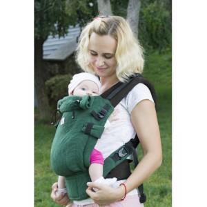 Ерго-рюкзак Adapted Green (2 міс +)