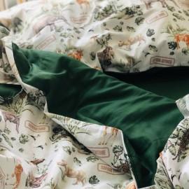 Дитяча постільна білизна в ліж..