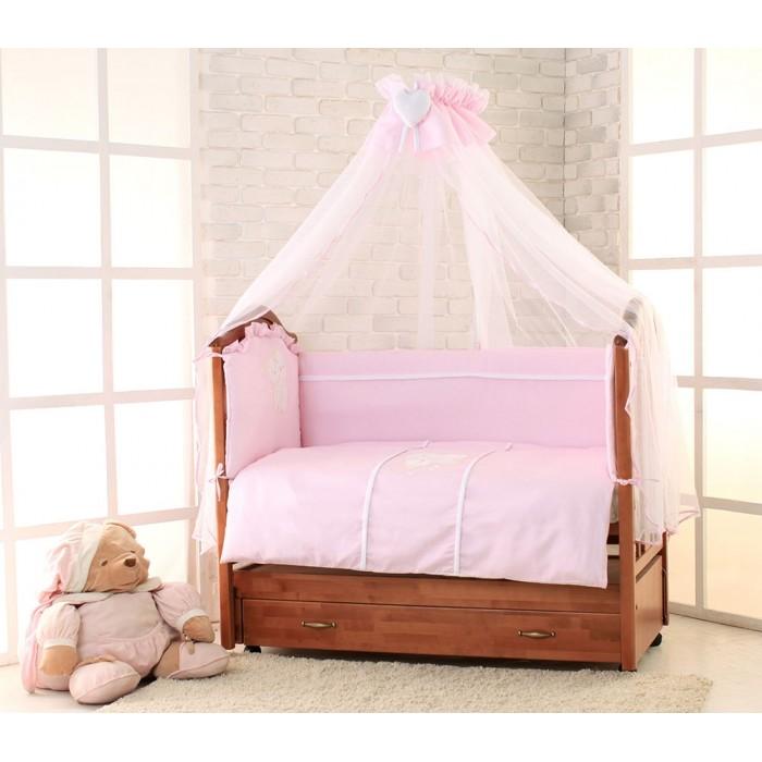 Набір постільної білизни для дитячого ліжечка - Комплект