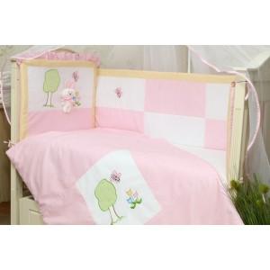 """Набір білизни в дитяче ліжко """"Іграшка"""" 3 предмети"""
