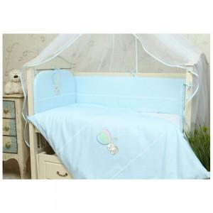 """Набір білизни в дитяче ліжко """"Круїз"""" 3 предмети"""