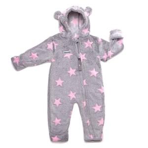 Комбінезон флісовий Star Pink Hoppediz®
