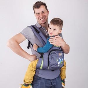 Розширювачі спинки для ерго-рюкзака
