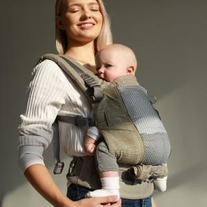 Ерго-рюкзак ONE+ Cool Кардамон