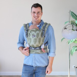 Ерго-рюкзак ONE+ Маямі