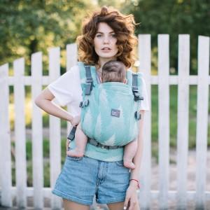 Ерго-рюкзак ONE+ Cool Секвойя