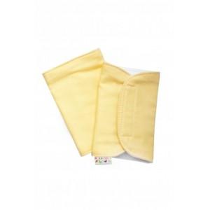 Накладки на лямки ерго-рюкзака - Жовтий