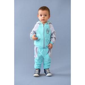 Велюровий костюм для малюків