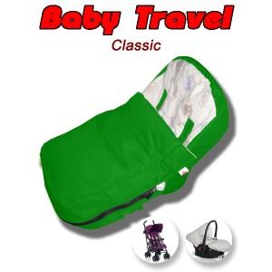 Конверт Baby Travel Classic (в кольорах)