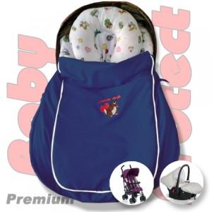 Підкладка в автокрісло Baby Travel Premium (в кольорах)