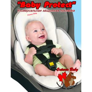 Універсальний вкладиш в автокрісло Baby Protect (в кольорах)