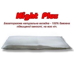 Вкладиш «Night Plus» для багаторазового підгузника