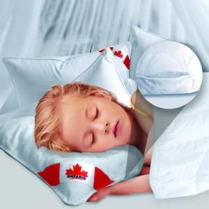 Дитяча подушка «Elite Pillow Grow» від 0 до 5 років