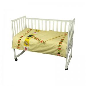 """Комплект білизни в дитяче ліжко """"Літо"""""""