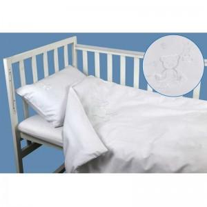 "Комплект білизни в дитяче ліжко ""Ведмежа"" (3 предмети)"
