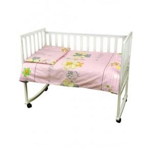 "Комплект білизни в дитяче ліжко ""Be happy"""