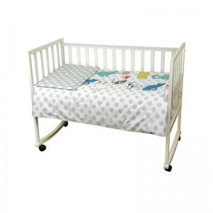 "Комплект білизни в дитяче ліжко ""Cat"" (3 предмети)"