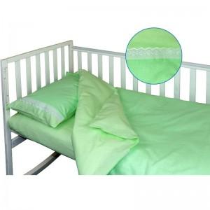 """Комплект білизни в дитяче ліжко """"Карапуз"""" (3 предмети)"""