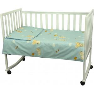 """Комплект білизни в дитяче ліжко """"Ведмедик з кулькою"""""""