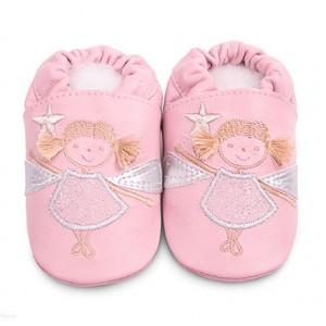Взуття з натуральної шкіри Pink Fairy (розмір S)