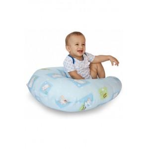 """Подушка для годування великого розміру """"Овечки"""""""