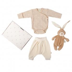 Набір одягу з іграшкою Wooly organic