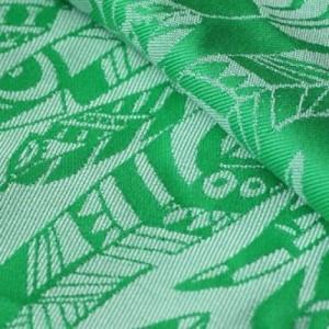 Слінг-шарф Yaro Slings Four Winds Electric-Lime Tencel Repreve