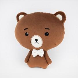 М'яка іграшка Ведмедик Ханні..