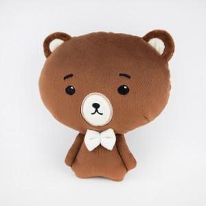 М'яка іграшка Ведмедик Ханні