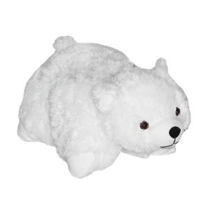 М'яка іграшка подушка трансформер Медведик Соня