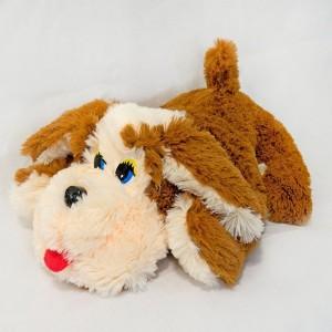 М'яка іграшка Собака Пуфік травичка маленька